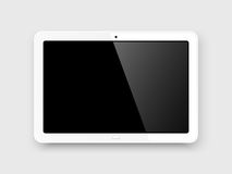 PC de tablette Vecteur Photographie stock