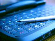 PC del bolsillo Imagenes de archivo