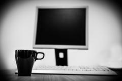 PC del ordenador Imágenes de archivo libres de regalías