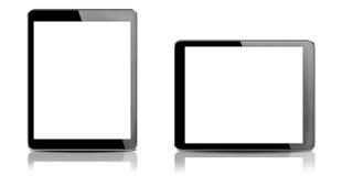 PC del ordenador de la tablilla Fotografía de archivo libre de regalías