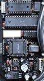PC-Details stockfoto