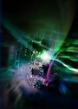 PC do cartão-matriz Imagem de Stock Royalty Free