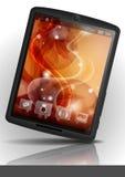 PC et téléphone portable de Tablette. Photo stock