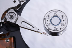 PC hard drive disk Royalty Free Stock Image