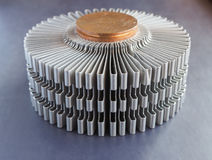 PC heatsink Stock Images
