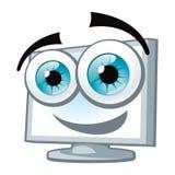PC joy Royalty Free Stock Image