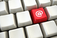 Pc keyboard Stock Photography