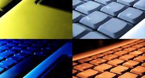 PC keyboard Royalty Free Stock Photo