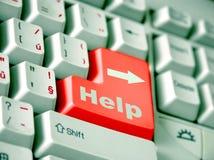 PC - keybord Fotografia de Stock Royalty Free