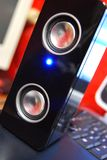 PC-Lautsprecher Stockbild