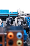 PC Mainboard Photographie stock libre de droits
