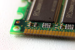 PC memory module Stock Images