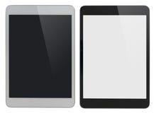 PC moderno della compressa simile a ipad isolato con Fotografia Stock Libera da Diritti
