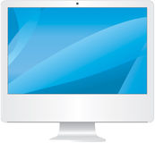 Pc monitor Stock Photography
