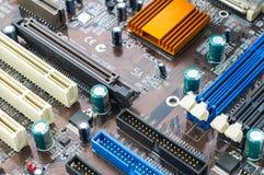 PC-Motherboard Stockfotografie
