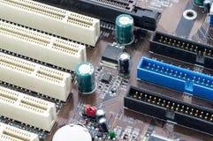 PC-Motherboard Stockbild