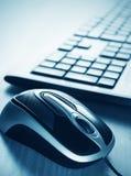 PC mouse Stock Photos