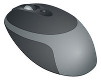 PC mouse Royalty Free Stock Image