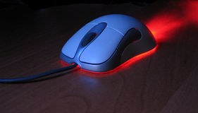 PC mouse. Royalty Free Stock Photography
