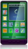 PC portatif de tablette Photographie stock libre de droits