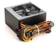 Pc power supply Stock Photo