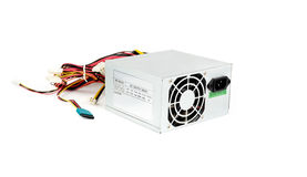 PC power unit Royalty Free Stock Photos