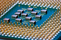 PC-Prozessor Lizenzfreies Stockbild