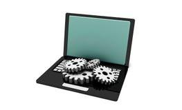 PC Repair Stock Photography