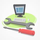 Pc repair Stock Images