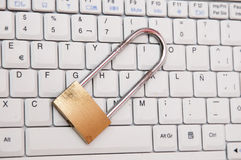 Pc security Stock Photography