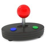 PC Spiel-Controller getrennt auf Weiß vektor abbildung