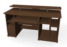 Pc table Stock Photo