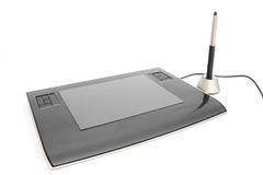 PC Tablet Stock Photo