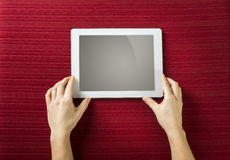 Pc tablet Stock Image