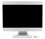 PC van de Desktop. royalty-vrije stock afbeelding