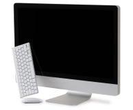 PC van de Desktop. stock foto
