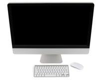 PC van de Desktop. stock fotografie