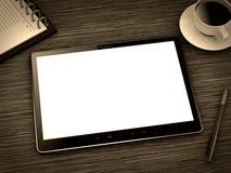 PC van de tablet Stock Afbeelding