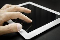 PC van de tablet Stock Afbeeldingen