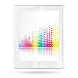 PC van de tablet Royalty-vrije Stock Afbeeldingen