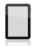 PC van de tablet met het Knippen van Weg Stock Afbeelding
