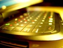 PC van de zak Royalty-vrije Stock Afbeelding