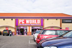 PC World Stock Image