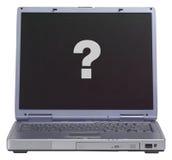 PCbärbar dator Arkivfoton