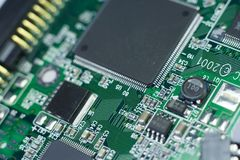 PCB Royalty Free Stock Image
