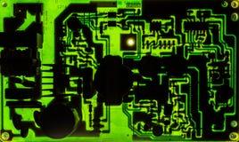 PCB Стоковое Изображение RF