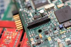 PCB Stock Photo