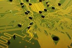 PCB. Printed circuit board Royalty Free Stock Images