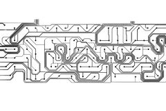 PCB Стоковое фото RF