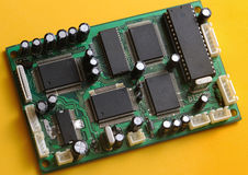 PCB board Royalty Free Stock Image